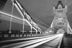 """Wide-angle B&W""  Long-exposure fun on Tower Bridge.  #secretlondon #like #instagrammers #igerslondon #england #uk #bridge #towerbridge #landmark #southbank #blackandwhite #longexposure #long_exposure #ilovelondon #londonforyou #visitlondon #capitalcity #capital #city #cityoflondon #tv_longexposure #longexposure_shots @timeoutlondon @southbank.london @londonforyou @thelondonlifeinc by jessnphoto February 13 2016 at 11:38PM"