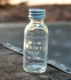 Every little person should have somewhere to keep their fairy dust.