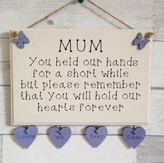 Loving our new Mother's Day sign. Wonder if it will be popular this year?