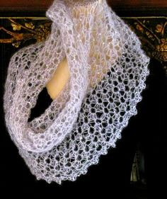 Starwirbel Cowl-Capelet     Crocheting star stitches that look this lacy has been a fun discovery! Earlier this year I was preparing to te...