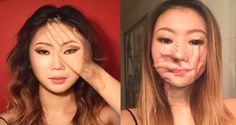Meet Dain Yoon Who Creates Visual Illusion Using Her Face and Hands