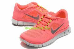 VcQ0786 Nike Free Run 3 Women's Running Shoe Hot Punch/Reflective Silver-Sol-Volt Sale