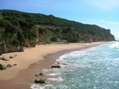 Playa de los Caños de Meca, Barbate, Cádiz, Andalucía