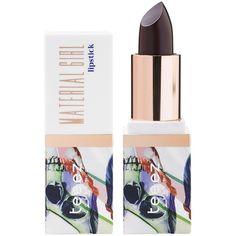 Teeez Cosmetics Women's Material Girl Lipstick (346.010 IDR) ❤ liked on Polyvore featuring beauty products, makeup, lip makeup, lipstick, beauty, bronzed opium, gloss lipstick, shiny lipstick, glossy lipstick and moisturizing lipstick