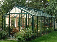 I love greenhouses
