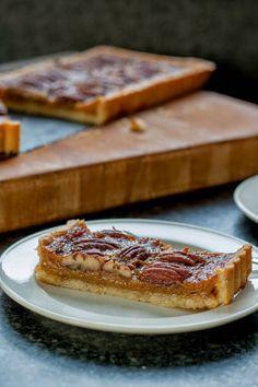 Het recept is voo No Bake Desserts, Delicious Desserts, Yummy Food, Sweet Pie, Sweet Tarts, Baking Recipes, Cake Recipes, Dessert Recipes, Baking Bad