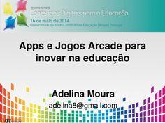 Apps e Jogos Arcade para inovar na educação