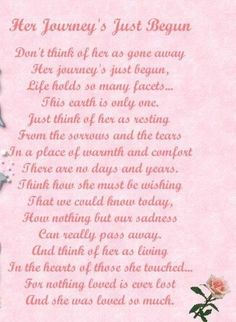 Miss you mom: