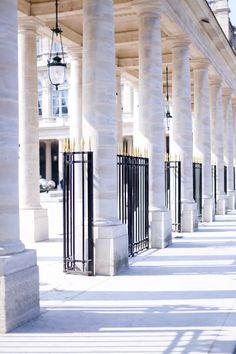 #ESCADAEscapes: Paris - Palais Royal