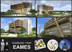Projeto Atelier VIII - Ed. eames
