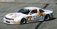 R. K. Smith - Chevrolet Beretta - Baja Sports - WMMS-FM Trans-Am Weekend Cleveland - 1988 SCCA Escort Trans-Am Championship, round 6 - © Mark Windecker
