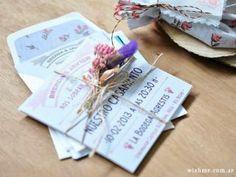 Casamientos Online | Wish, Participaciones en Buenos Aires.