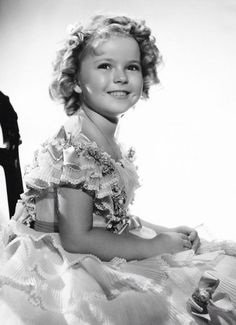 Shirley Temple ~ what a wonderful child star!