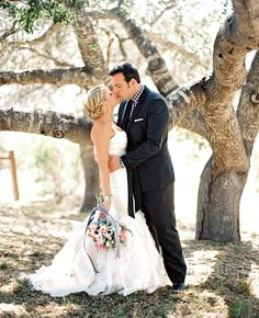 A Chic Ranch Wedding | Braedon Photography | Planning: Special Occasions | blog.theknot.com