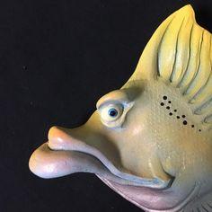 Elvis Yellow Fish