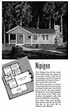 Sears Nipigon  1939(?); 1940