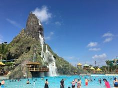 Universal Orlando& Volcano Bay waterpark is now open and it is amazing -- but there are things you need to know before you go so be sure to read this first! Universal Orlando Florida, Orlando Travel, Seaworld Orlando, Volcano Bay, Orlando Theme Parks, Great Vacations, Florida Travel, Sea World, Universal Studios