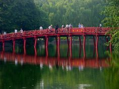 Hanoi, Vietnam's majestic capital and one of my very favourite cities