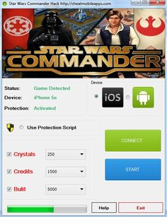 Star Wars Commander Hack