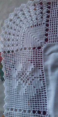 Super Ideas for crochet lace hat pattern stitches Filet Crochet, Crochet Baby Shawl, Puff Stitch Crochet, Crochet Stitches Free, Crochet Edging Patterns, Crochet Baby Cocoon, Crochet Lace Edging, Crochet Amigurumi, Crochet Gloves