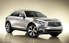 The 2013 Infiniti is a luxurious crossover meant to compete with the likes of the BMW and Mercedes-Benz M-class. We were surprised with this car My Dream Car, Dream Cars, Cadillac, 2013 Ford Explorer, Mercedes Benz, 2015 Infiniti, Nissan Infiniti, Toyota, Honda