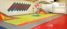 Create your own floor – Cableflor Exhibition Flooring System