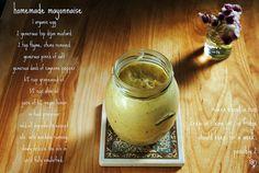 Homemade Mayo by Lan | MoreStomachBlog, via Flickr