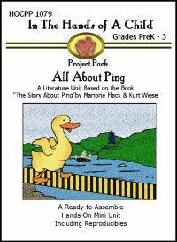Lots of resources at Homeschool Share for The Story About  Ping -We all love this book and just read it over and over! FIAR