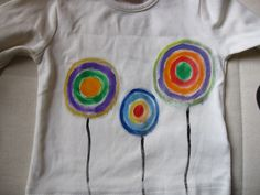 diy pic on shirt for my little girl :)
