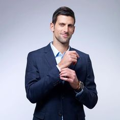 Novak Djokovic: Best tennis player in the world, best athlete in the world, best sport personality in the world, most famous man from Balkan, best Serbian ambasador in the world, man who have most respect to other players and future GOAT