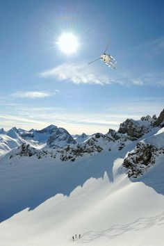 Lech Luxury Ski Chalets & Holidays • Leo Trippi Photo:Sepp Mallaun/Lech zürs Tourismus