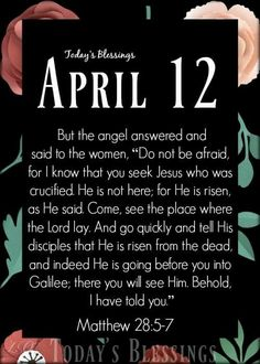 He Is Risen, Stuff To Do, Blessed, Lord, Sayings, Day, Lyrics, Quotations, Idioms