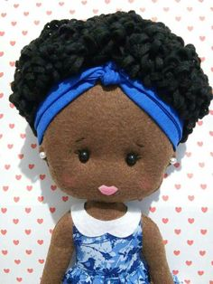 Boneca Negrita