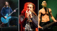 Queens Of The Stone Age Brasil | Supergrupo contendo Dave Grohl, Keith Morris, Corey Taylor e Nick Oliveri está para lançar álbum em 2015