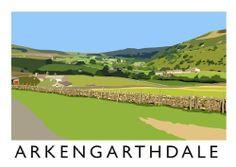 Arkengarthdale Art Print (A3) by Chequered Chicken, http://www.amazon.co.uk/dp/B00KABDZBK/ref=cm_sw_r_pi_dp_xlnCtb0NBQCCJ