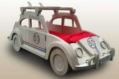 Make bedtime a smooth ride with Fun Furniture Collection children's beds - Babyology