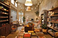 Gourmet food, exotic tea blends and a library of design books fill the new Rolling Greens in Hollywood