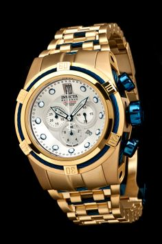 Jason Taylor for Invicta Bolt Zeus Model, 14426 Boldly refined! Great hogalee-mogalee...