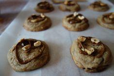 Brownies, Brownie Cookies, Cookies Et Biscuits, Muffin, Breakfast, Desserts, Food, Original Recipe, Quick Recipes