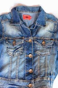 Jaqueta jeans wear Biotipo - Seminova