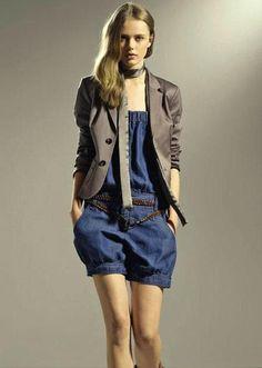 #blue_dress #coat #blonde