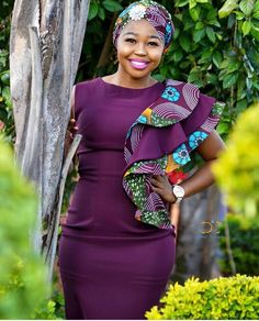 Latest 2019 Short Ankara Gowns for Women African Fashion Ankara, African Inspired Fashion, African Print Dresses, African Print Fashion, African Dress, Fashion Prints, Fashion Design, African Attire, African Wear