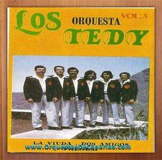 ORQUESTA LOS TEDY DE LA PALMA - VOLUMEN 3 - http://orquestasdecanarias.com/orquesta-los-tedy-de-la-palma-volumen-3