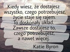 Inspirujące myśli: Myśli Katie Byron Personalized Items