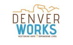 Logo design for our client Denver Works! #watermark #watermarkadvertising #logo #logodesign #design #graphicdesign #marketing #branding #marketingdesign #advertising
