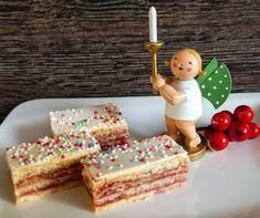 Vanilla Cream, Vanilla Cake, Biscuit Cake, Mole, Biscuits, Cereal, Baking, Breakfast, Cupcake Cakes
