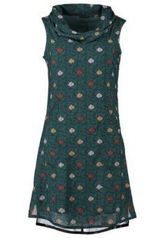 VIVIANE - Vapaa-ajan mekko - petroli