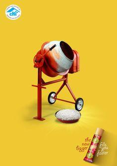 Adeevee - Chi Beefie Beef Roll: Pan, Cup, Balloon