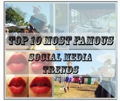 Do you want to know what the most famous trends on social media are? Today LingoStar has prepared the top 10! Take a look and try at least one of these trends out with your friends!