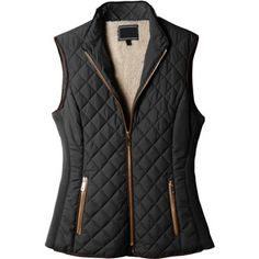LE3NO.com Womens Lightweight Quilted Puffer Jacket Vest l $29.00